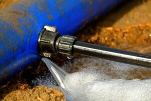 burst pipe types of water damage